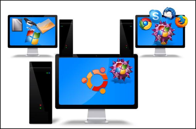 Dauerhaft sicher und Malware-frei arbeiten