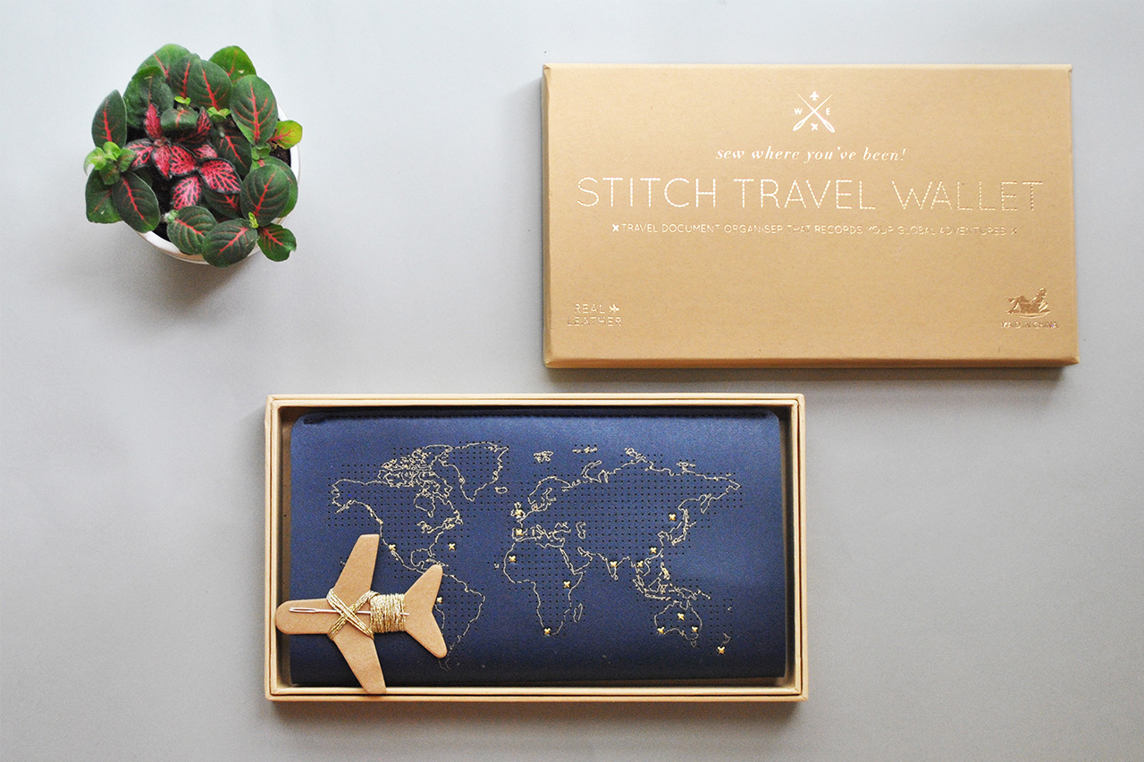 Stitch travel wallet maid in china design stitch travel wallet gumiabroncs Image collections