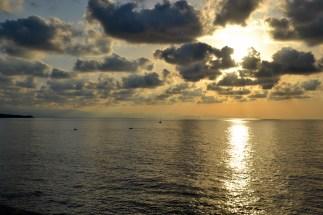 Cefalu tramonto
