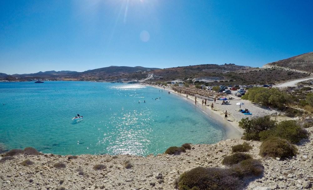 info di viaggio Kimolos - Milos - Grecia