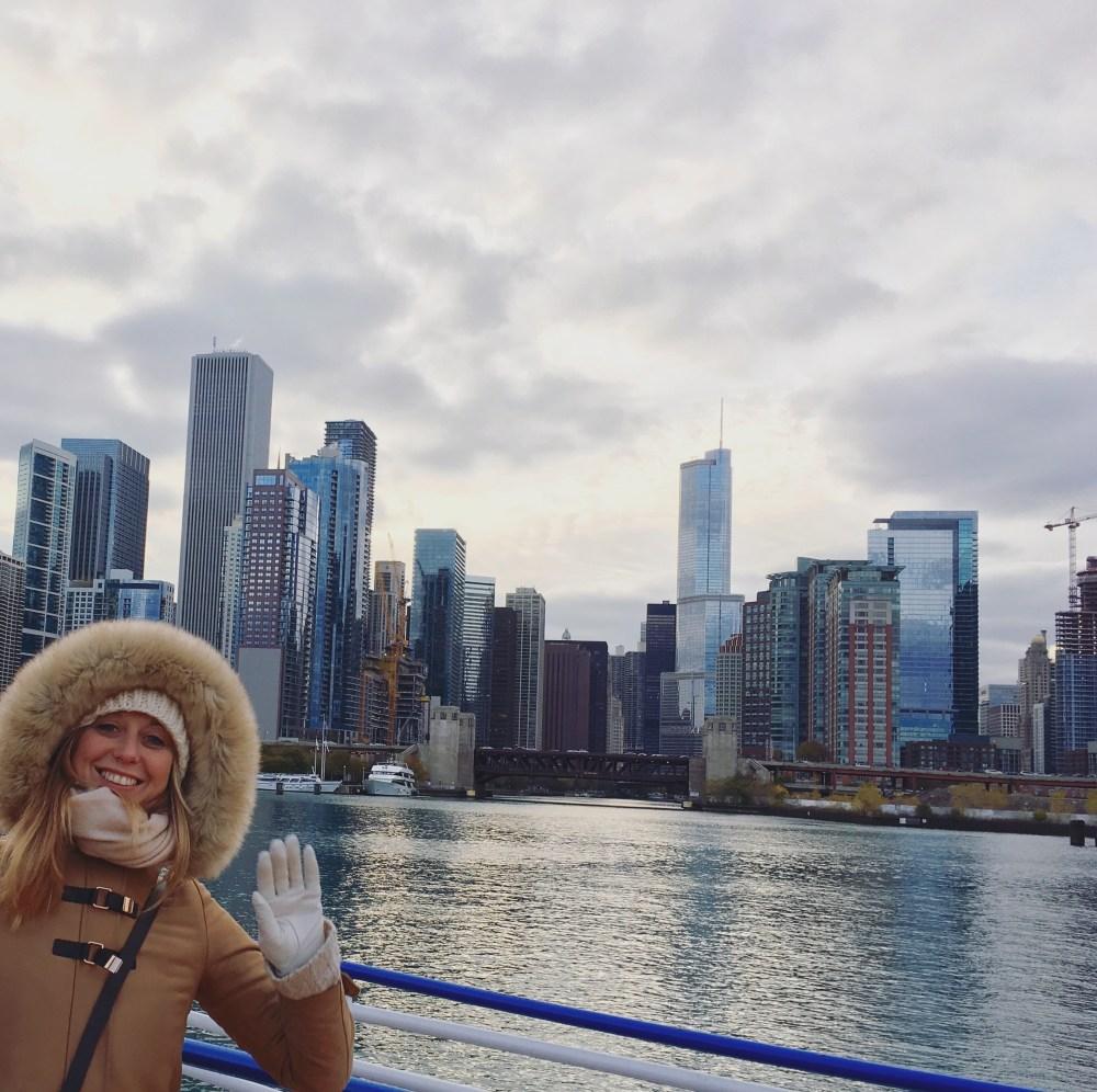 Crociera Chicago River