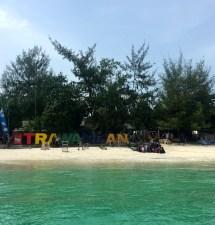 Gili Trawangan - Isola di Lombok