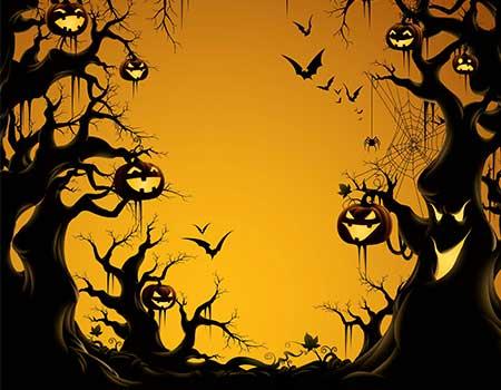 Halloween Starts the Holidays