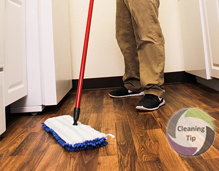 cleaning kitchen floors cabinet colors paint how to clean maids by trade
