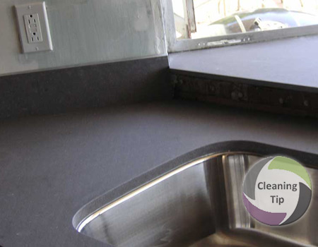 How to Clean Honed Granite