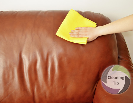 How to Clean Leather Furniture - Maids by Trade