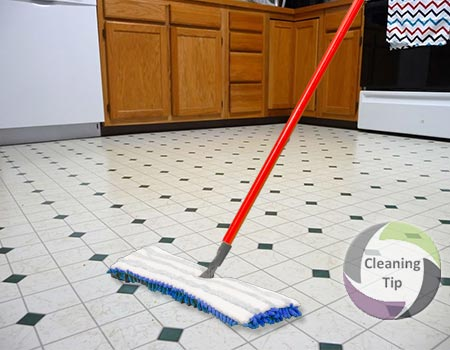 How to Clean Linoleum Flooring | Maids by Trade