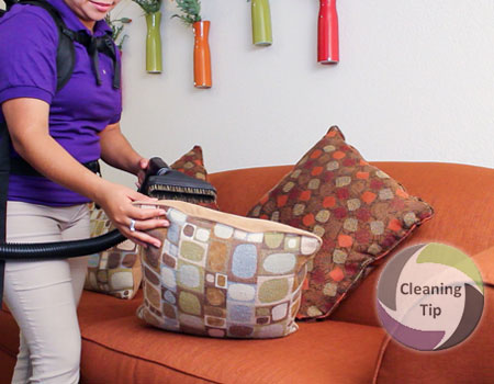 How to Clean a couch and other upholstery