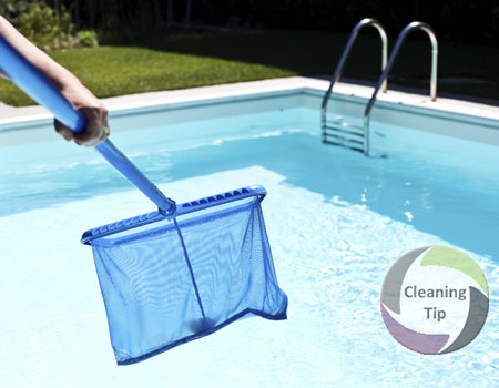how to clean a swimming pool maids by trade. Black Bedroom Furniture Sets. Home Design Ideas