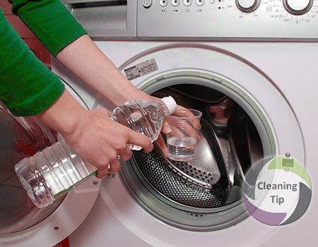How to Clean the Washing Machine - DIY