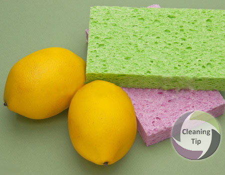 How to Clean with Lemon
