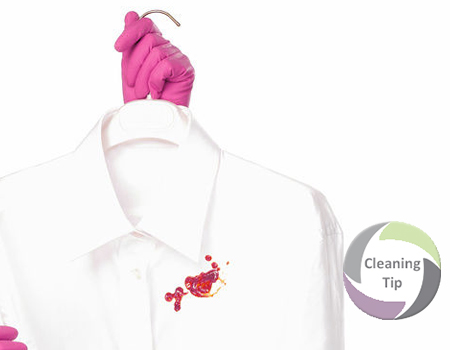 How to Remove Stains from Clothing