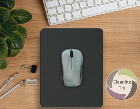 Quick Tips to Clean Mouse Pads