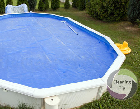 How to Clean Pool Covers