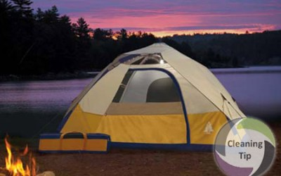 Quick steps to Have a Clean Tent