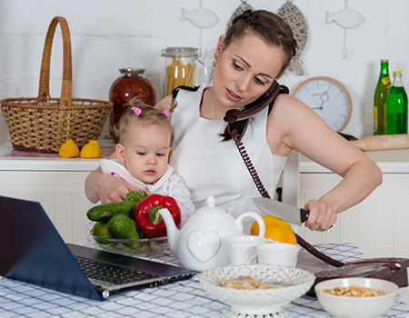 busy moms should stop doing these tasks