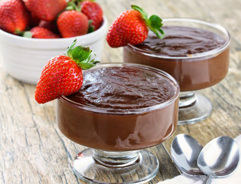 Chocolate Pudding Day – Messy Fun!