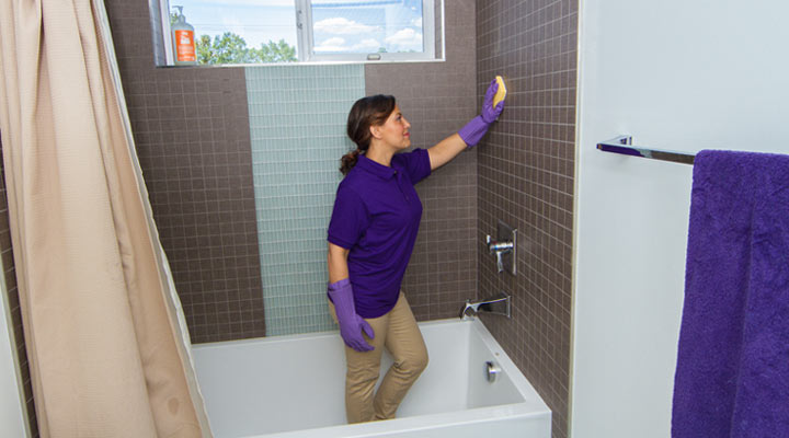 bathroon cleaning in oro valley