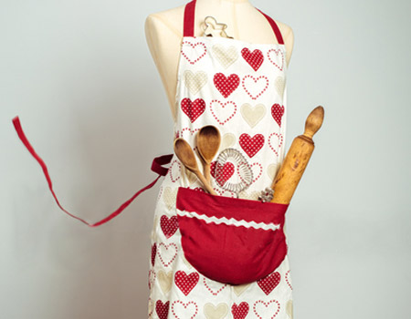 Easiest Way to Clean a Neglected Apron