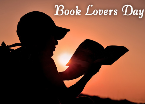 Grab a Book It's Book Lovers Day