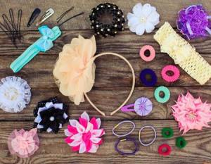 Cleaning Hair Ribbons — Made Easy