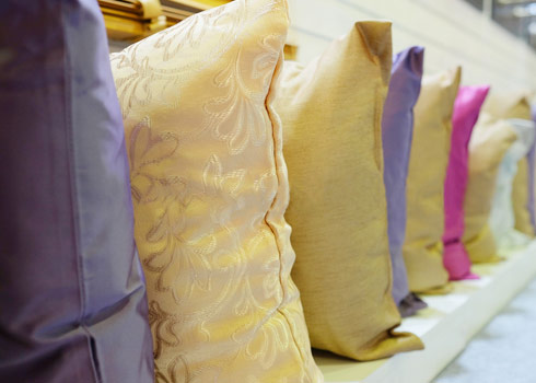 Decorative Pillows To The Trade : Cleaning Decorative Pillows. A Task Worth Fighting For! Maids By Trade