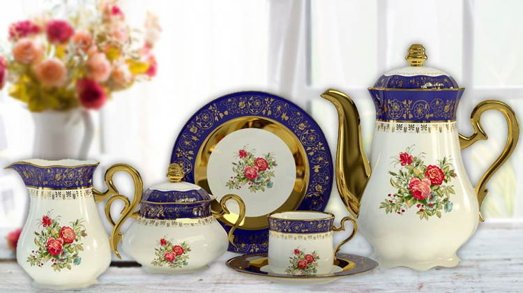 How to Clean Grandma's Fine China by hand