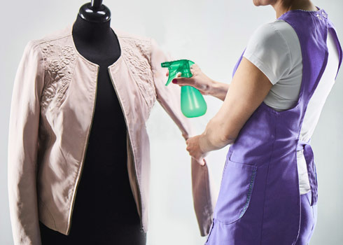 How to Clean Leather Clothing
