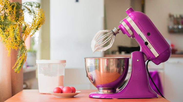 How to Clean Your Stand or Hand Held Electric Mixer after every use