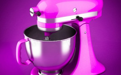 Cleaning a Stand or Hand Held Electric Mixer. Practical Tips!