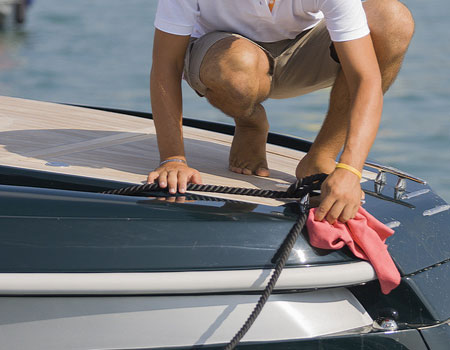 How to Clean a Boat