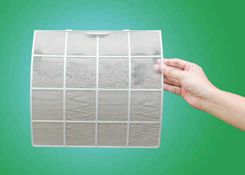 How to Clean an Air Conditioner Filter