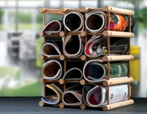 Repurposing: Amazing Uses For Magazine Holders