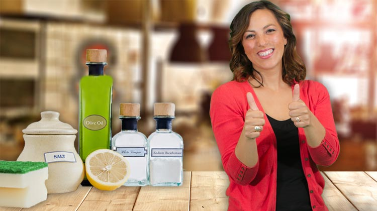 Non-Toxic Cleaners for Better Health that you can make at home