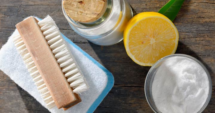 Non-Toxic Cleaners for Better Health made right in your home