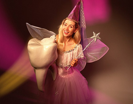 Smile Tooth Fairy Day is Just Around the Corner
