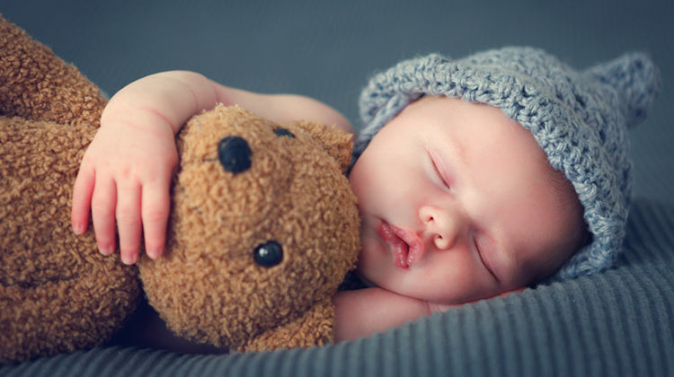 Baby Safety Month the sleep environment