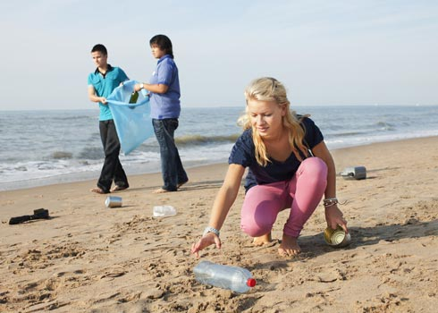 Coastal Cleanup Day— Get Involved and Help Pickup Trash With a Group!