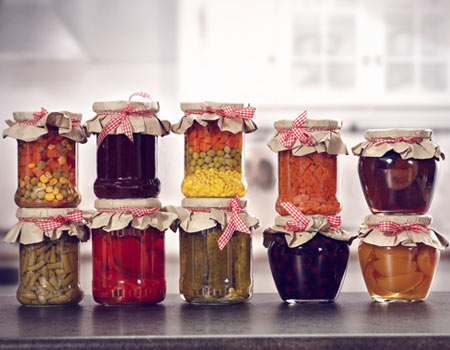 Guidelines to Clean & Sanitize Canning Jars