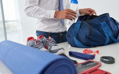 Practical Ways to Organize a Gym Bag Hassle-Free
