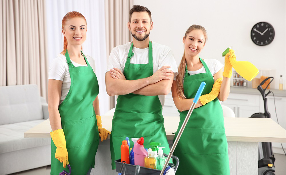 مكتب توريد عمال نظافة كلين سيرفيس للخدمات النظافة و ادارة المنشأت