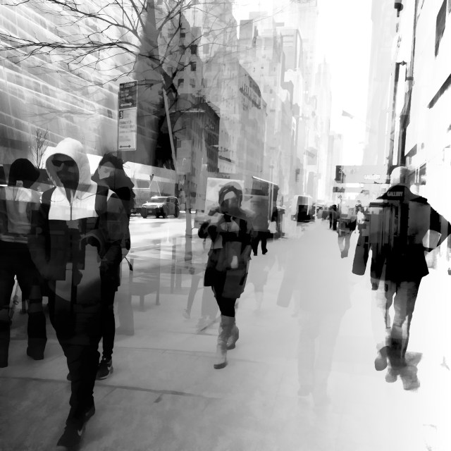 57th Street (To Get Close To Those Kinds Of Things That People Don't Talk About, They Don't Find Words To Talk About, To Explain Them, You Know) ©MAIERMOUL