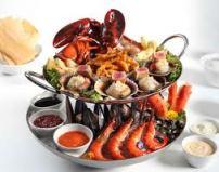 fruits de mer assiette - meilleurs aliments aphrodisiaques pour une meilleure vie sexuelle