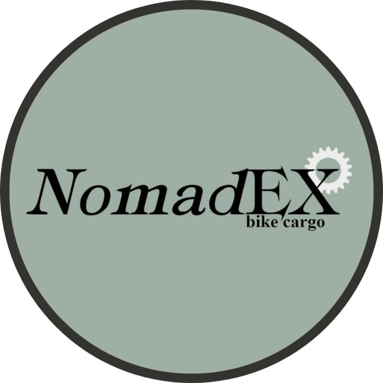 Logo for nomadex store