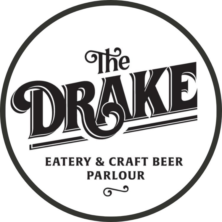 Logo for the drake eatery