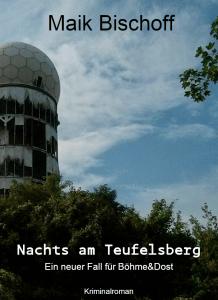 Nachts am Teufelsberg - Frontcover