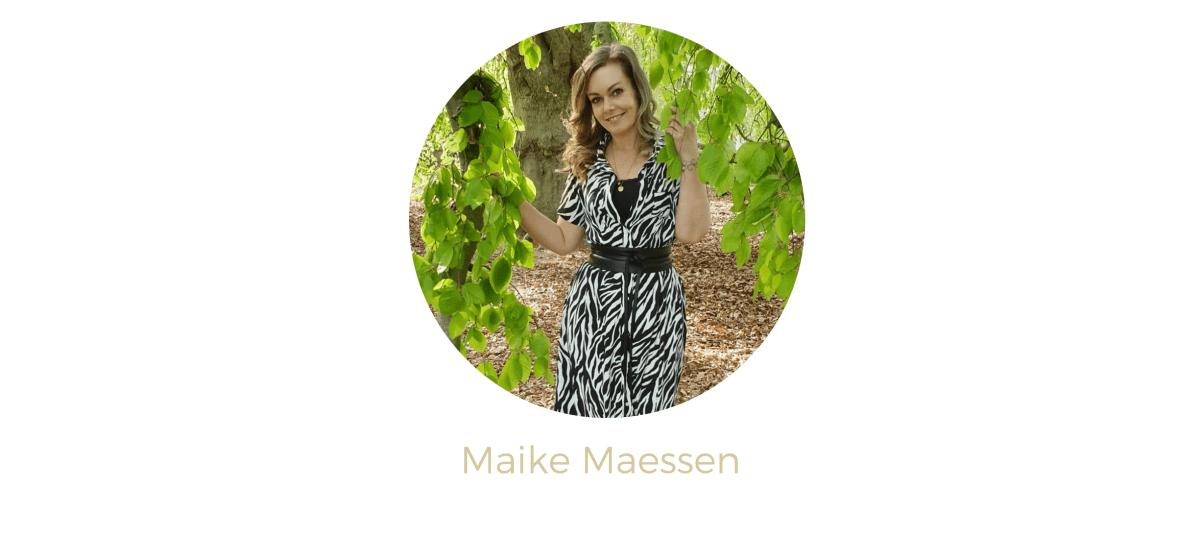 Maike Maessen innerlijke wijsheid en kracht