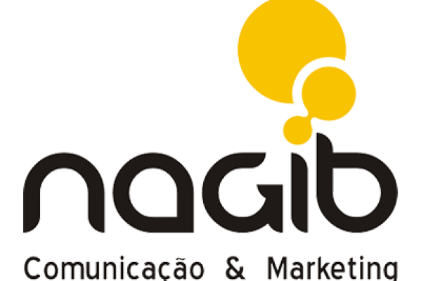 Logomarca Agência Nagib Comunicação