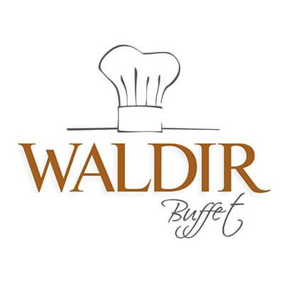 Logomarca Waldir Buffet