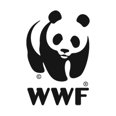 Logomarca WWF - World Wide Fund for Nature